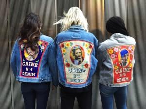 una giacca jeans 8 stili diversi
