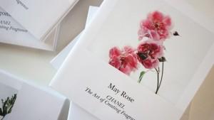 Chanel may roses