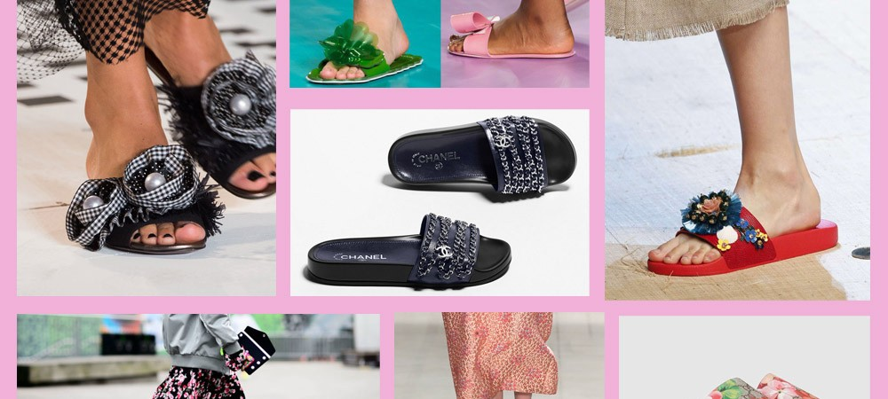 Ciabatte Mania: Le scarpe Must have dell'estate 2017