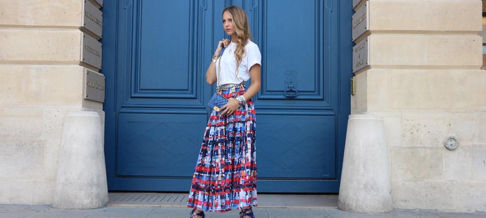 Coco Chanel Dresses in Paris