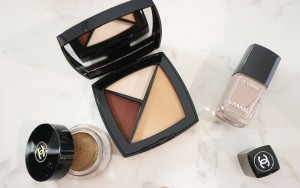palette chanel travel diary