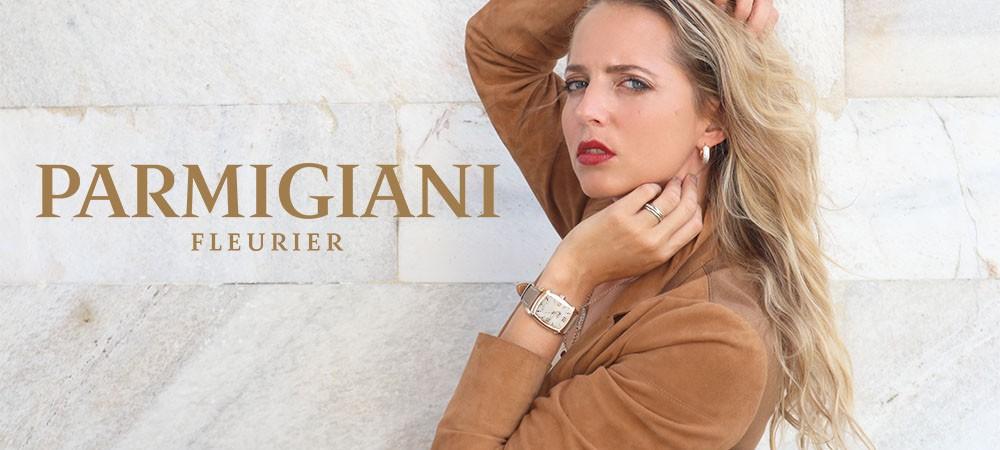 Parmigiani Fleurier: Kalparisma, l'armonia femminile nell'essenzialità delle linee