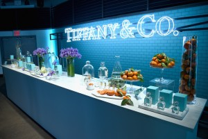 NEW YORK, NY - SEPTEMBER 06:  A view of the fragrance bar at the Tiffany & Co. Fragrance launch event on September 6, 2017 in New York City.  (Photo by Bryan Bedder/Getty Images for Tiffany & Co.)