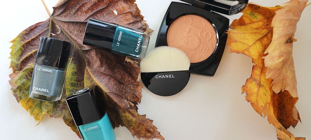 Make up November 2017: Chanel Collection Chiffrèe
