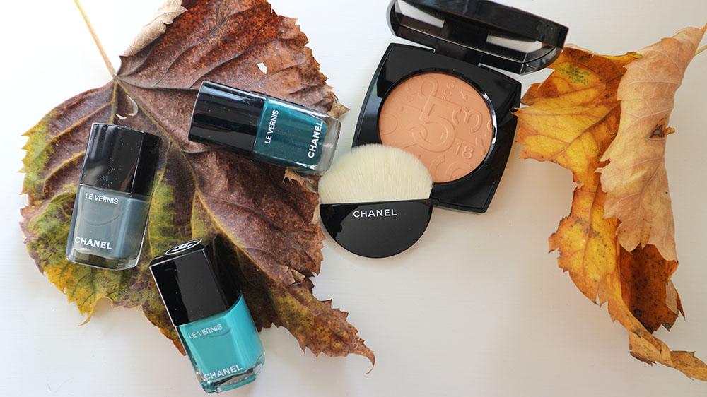 Make up November 2017: Chanel Collection Chiffrèe