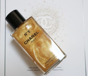 chanel 5 christmas make up