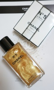 chanel gold cream
