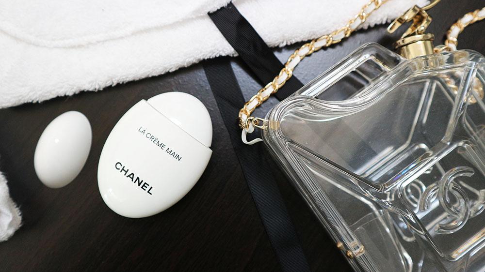 La crema mani firmata Chanel