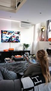 Philips TV OLED 9002 55 pollici
