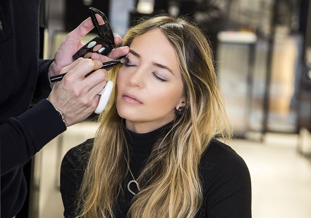 Chanel Boutique Beauty Milan
