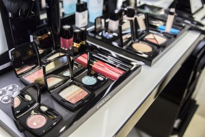 chanel make up ss 2018